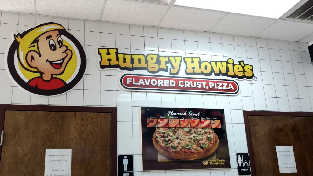 Hungry Howies Pizza - meal delivery  | Photo 9 of 10 | Address: 15441 N Dale Mabry Hwy, Tampa, FL 33618, USA | Phone: (813) 265-2111