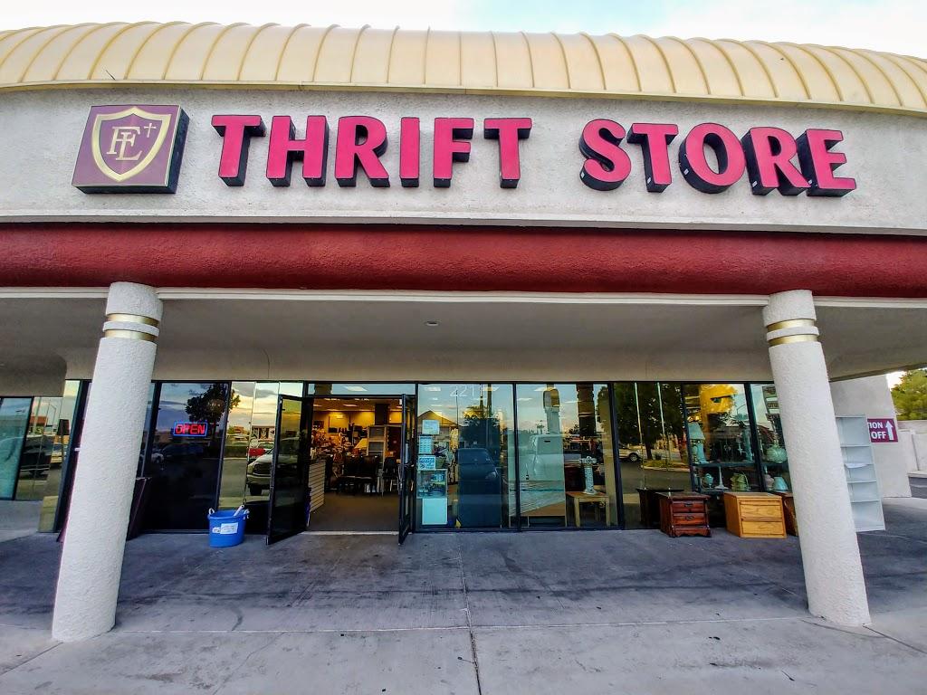 Faith Lutheran Thrift Store - store  | Photo 7 of 10 | Address: 2211 S Rainbow Blvd, Las Vegas, NV 89146, USA | Phone: (702) 242-0224