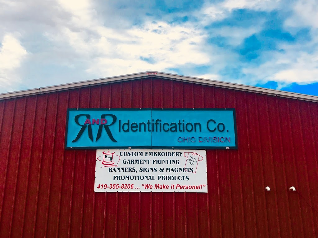 R & R Identification - store  | Photo 1 of 6 | Address: 160 S, OH-590, Fremont, OH 43420, USA | Phone: (419) 355-8206