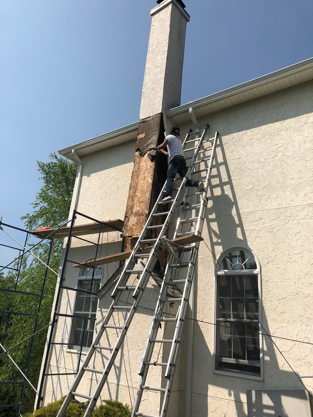 American Sons Professionals Roofing & Chimney - roofing contractor  | Photo 9 of 10 | Address: 425 Riverside Dr, Wayne, NJ 07470, USA | Phone: (201) 396-5509