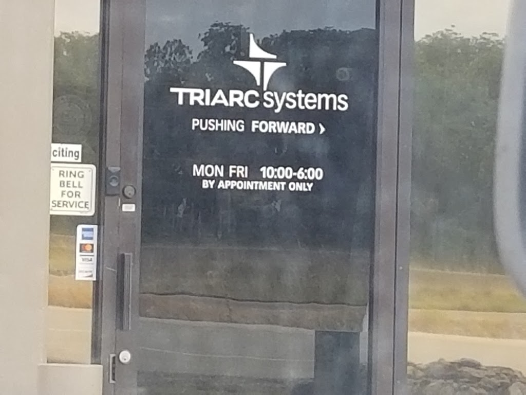 TRIARC Systems, LLC - store    Photo 4 of 4   Address: 2500 U.S. 287 Frontage Rd, Mansfield, TX 76063, USA   Phone: (817) 969-5410