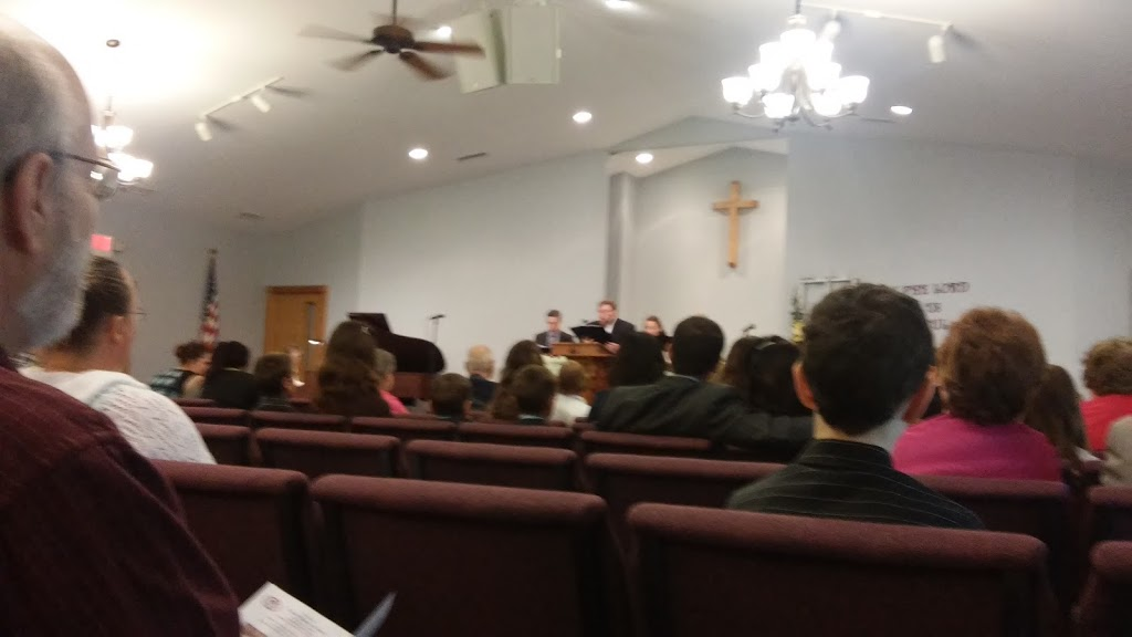 Calvary Baptist Church - church  | Photo 4 of 6 | Address: 309 Water St, Sauk City, WI 53583, USA | Phone: (608) 643-2101