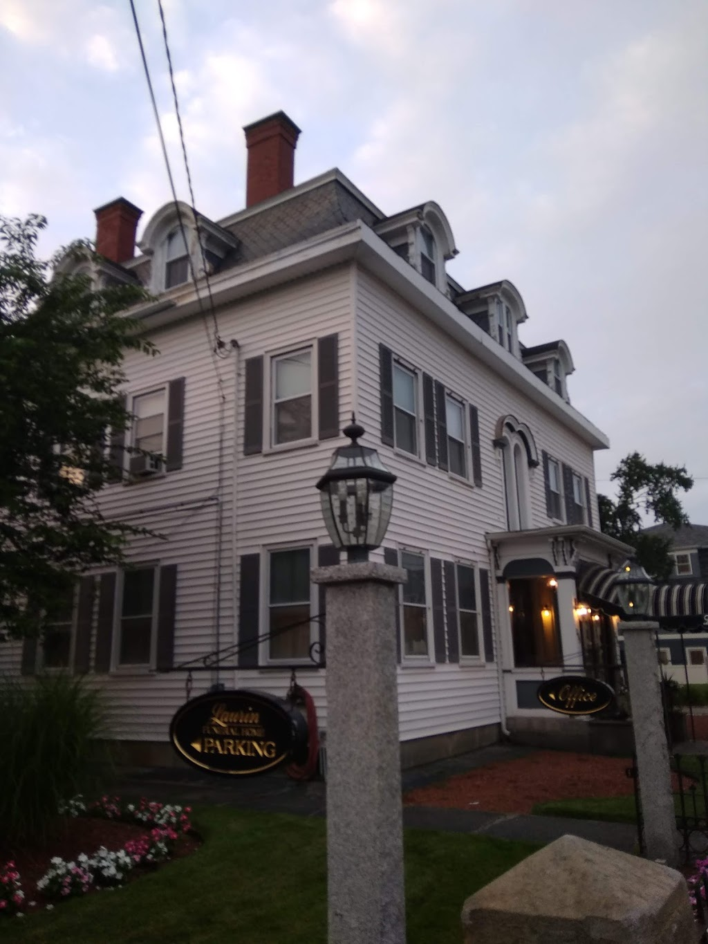 M. R. Laurin & Son Funeral Home - funeral home    Photo 6 of 6   Address: 295 Pawtucket St, Lowell, MA 01854, USA   Phone: (978) 452-0121