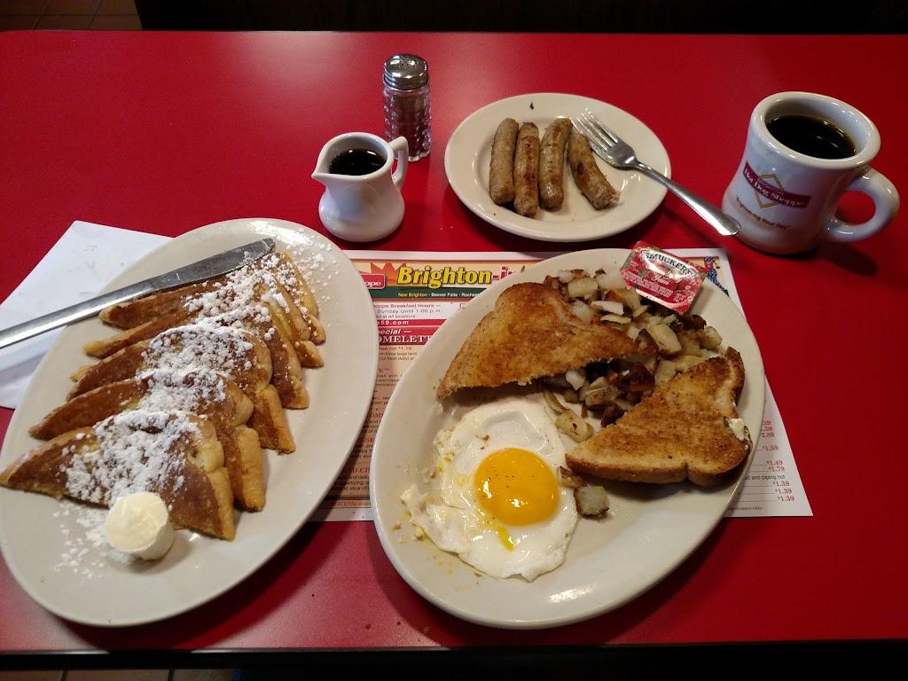 Brighton Hot Dog Shoppe - restaurant  | Photo 10 of 10 | Address: 224 State Ave, Beaver, PA 15009, USA | Phone: (724) 728-6622