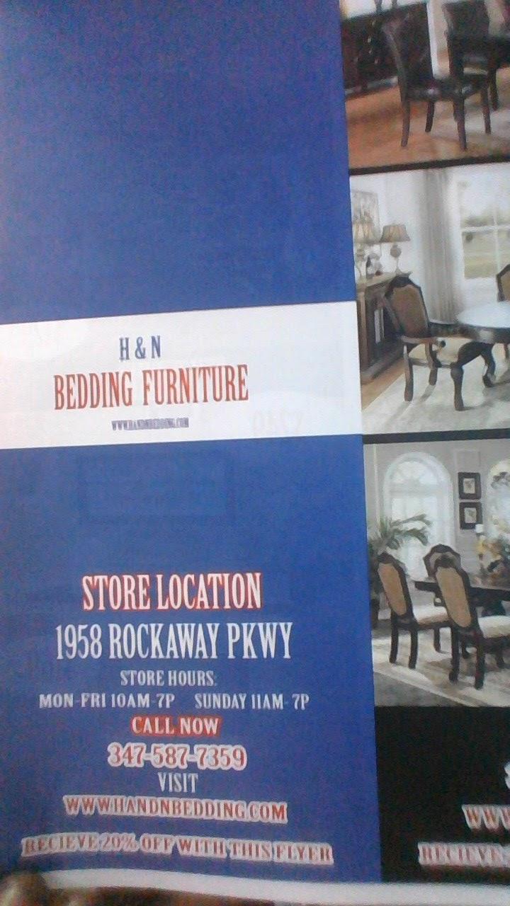 H&N bedding Furniture Corp - furniture store  | Photo 4 of 10 | Address: 1958 Rockaway Pkwy, Brooklyn, NY 11236, USA | Phone: (315) 968-5406