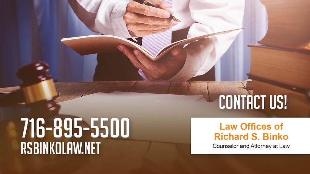 Law Offices of Richard S. Binko - lawyer  | Photo 7 of 10 | Address: 2427 William St, Buffalo, NY 14206, USA | Phone: (716) 895-5500