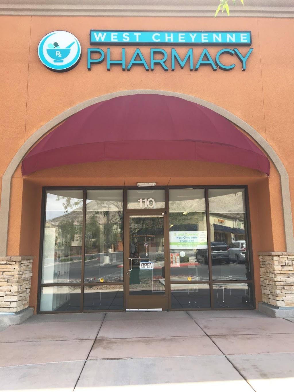 West Cheyenne Pharmacy - pharmacy    Photo 5 of 8   Address: 3350 Novat St suite 110, Las Vegas, NV 89129, USA   Phone: (702) 395-3004