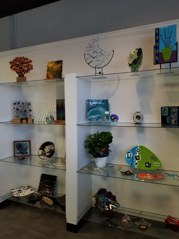 Contempo Art Glass Gallery - art gallery  | Photo 7 of 10 | Address: 1101 S Bowen Rd, Arlington, TX 76013, USA | Phone: (817) 673-2949