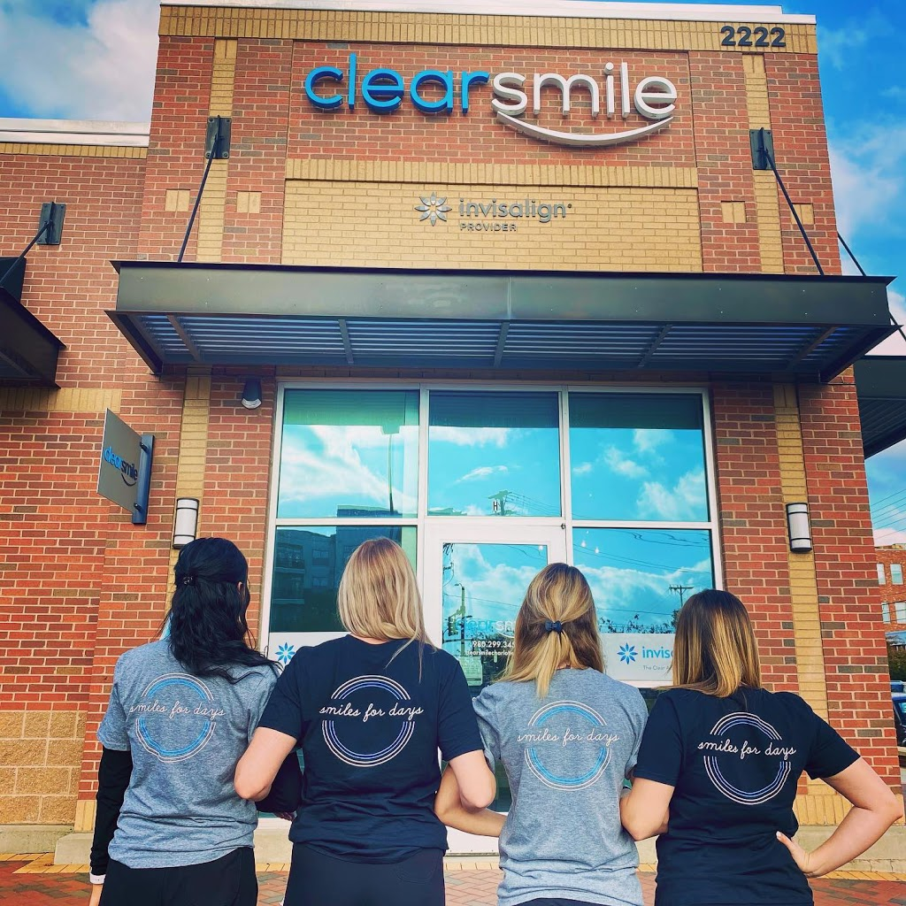 Clearsmile Orthodontics (South End) - dentist  | Photo 7 of 10 | Address: 2222 South Blvd H, Charlotte, NC 28203, USA | Phone: (980) 299-3451