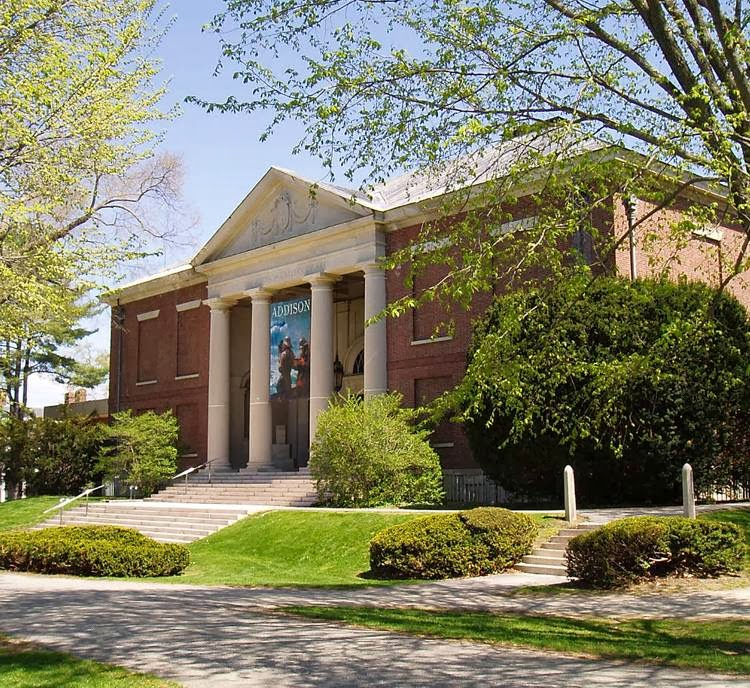Addison Gallery of American Art - museum  | Photo 1 of 10 | Address: 3 Chapel Ave, Andover, MA 01810, USA | Phone: (978) 749-4015