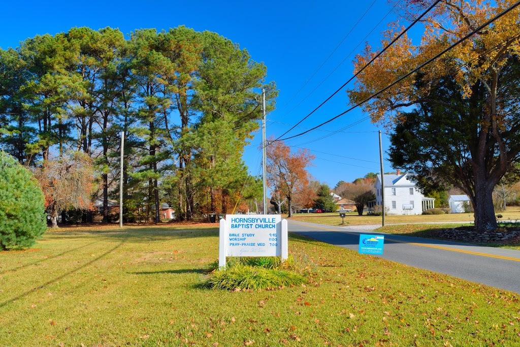 Hornsbyville Baptist Church - church  | Photo 6 of 10 | Address: 907 Hornsbyville Rd, Yorktown, VA 23692, USA | Phone: (757) 813-1880