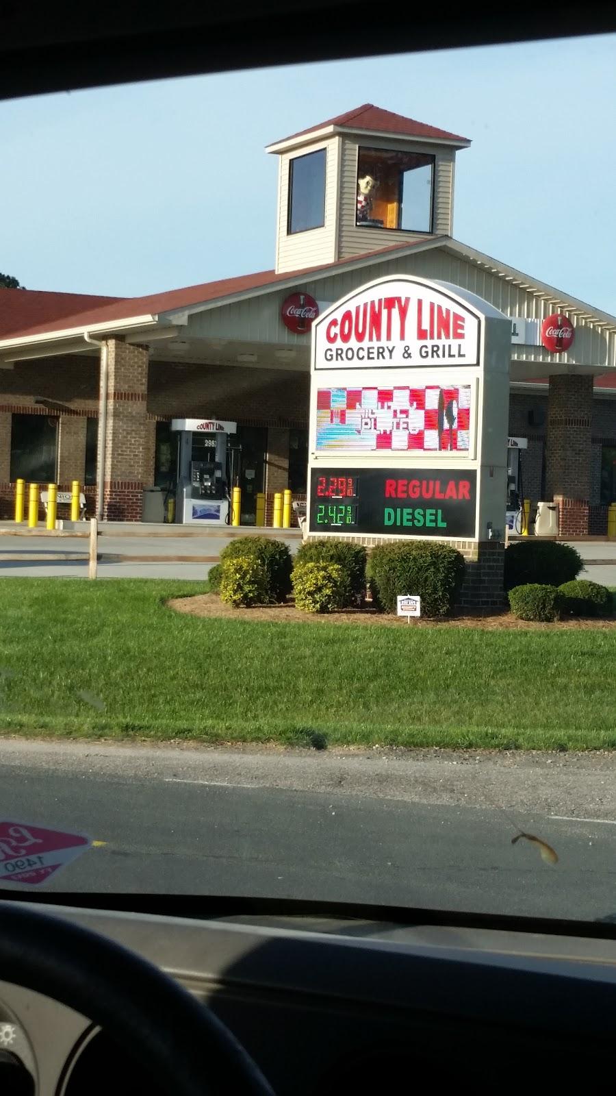 County Line Grocery & Grill - atm  | Photo 7 of 10 | Address: 2981 Pilot-Riley Rd, Zebulon, NC 27597, USA | Phone: (919) 269-0024