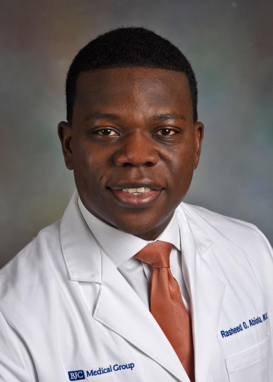 Rasheed Abiola, MD - doctor  | Photo 1 of 1 | Address: 11125 Dunn Rd #301, St. Louis, MO 63136, USA | Phone: (314) 953-8250