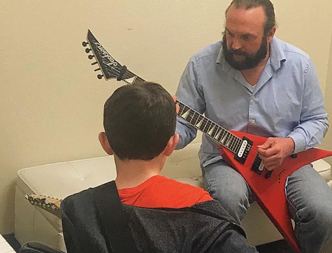 Kyle Honea Guitar Lessons - school  | Photo 9 of 10 | Address: 2012 E State Hwy 114, Southlake, TX 76092, USA | Phone: (469) 996-5882
