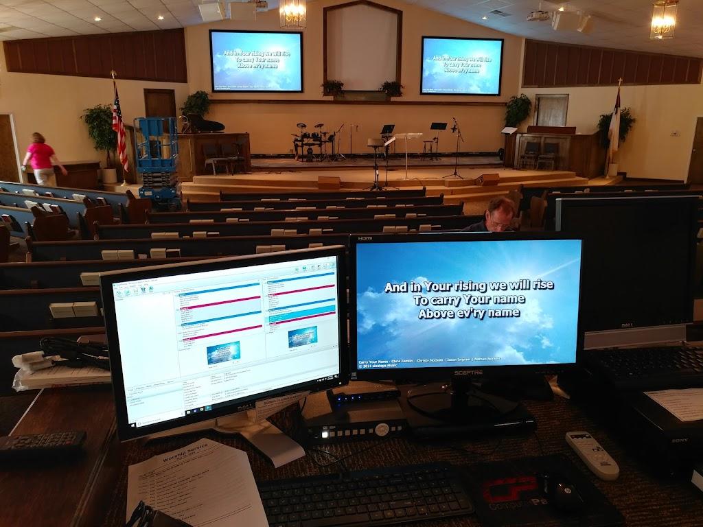 Broadview Baptist Church - church  | Photo 6 of 6 | Address: 1302 N Frankford Ave, Lubbock, TX 79416, USA | Phone: (806) 797-3038