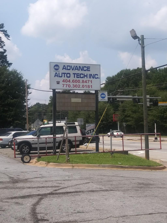 Advance Auto Tech Inc. - car repair  | Photo 3 of 4 | Address: 3901 Flat Shoals Pkwy, Decatur, GA 30034, USA | Phone: (404) 600-8471