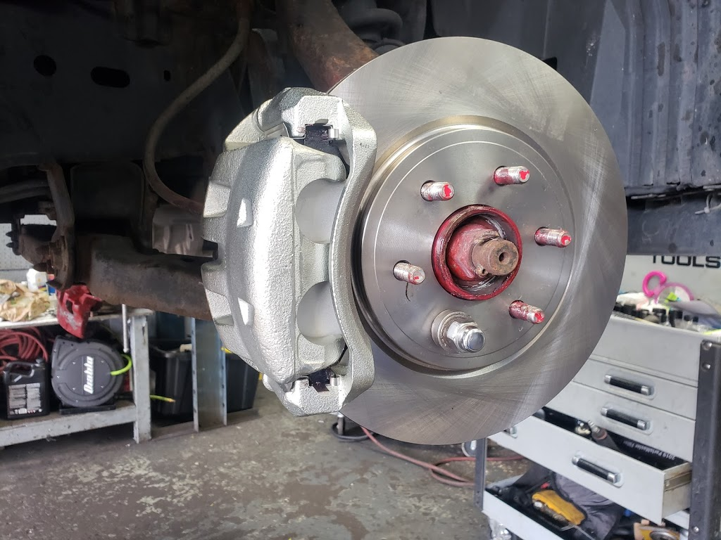 A & J Auto Repairs Llc - car repair  | Photo 2 of 10 | Address: 361 S Broad St, Elizabeth, NJ 07201, USA | Phone: (908) 937-8063