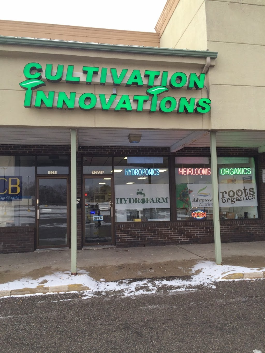 Cultivation Innovations - store  | Photo 1 of 5 | Address: 15223 S Dixie Hwy, Monroe, MI 48161, USA | Phone: (734) 682-5819