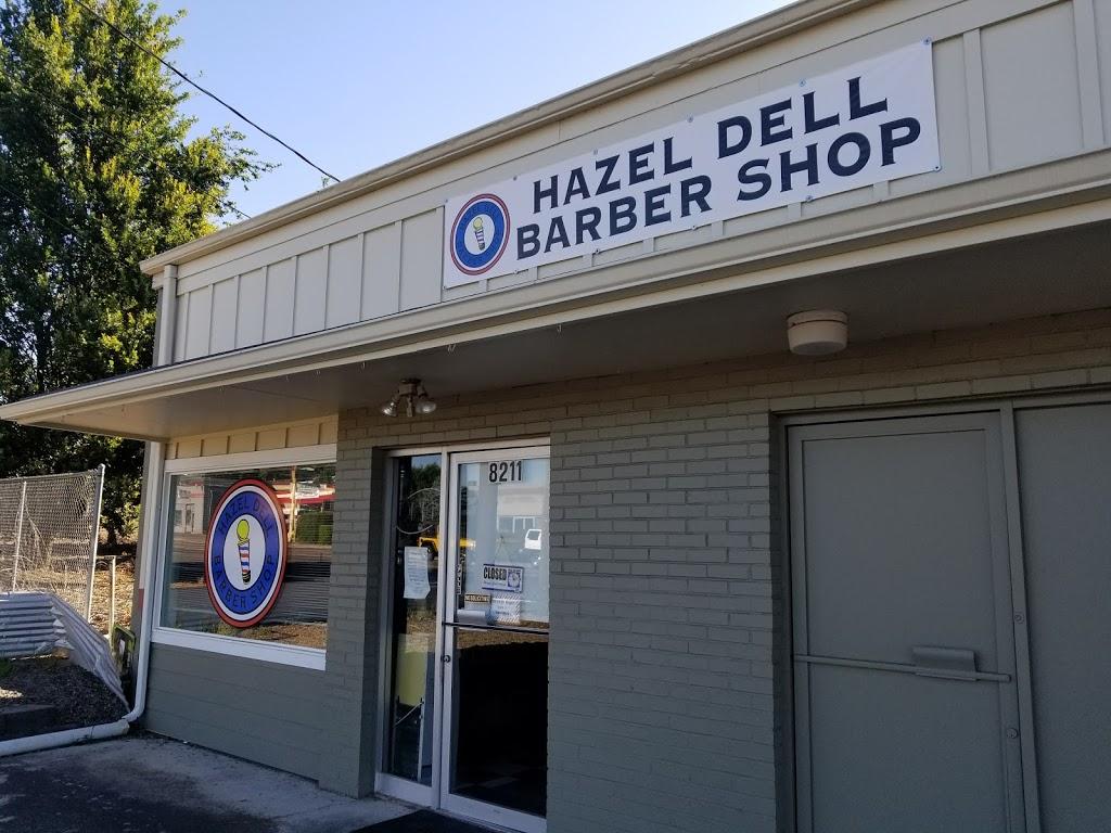 Hazel Dell Barber Shop - hair care  | Photo 1 of 1 | Address: 8211 NE Hwy 99, Vancouver, WA 98665, USA | Phone: (360) 574-7443