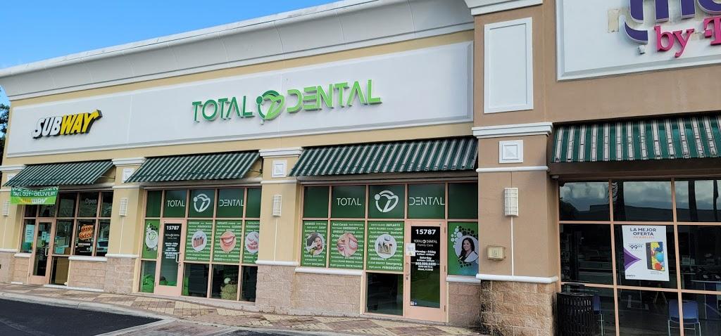 Total Dental Family Care - dentist    Photo 8 of 10   Address: 15787 SW 72nd St, Miami, FL 33193, USA   Phone: (305) 748-4927