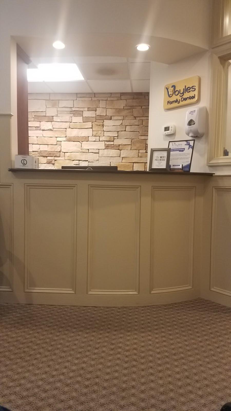 Voyles Family Dental - dentist  | Photo 2 of 3 | Address: 3511 Main St, Hilliard, OH 43026, USA | Phone: (614) 876-1241