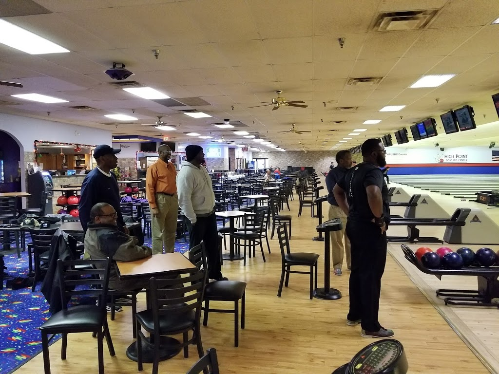 High Point Bowling Center - bowling alley  | Photo 8 of 10 | Address: 309 W Fairfield Rd, High Point, NC 27263, USA | Phone: (336) 434-6301