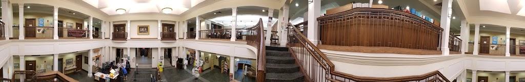 Brockton Public Library - parking    Photo 9 of 10   Address: 304 Main St, Brockton, MA 02301, USA   Phone: (508) 580-7890