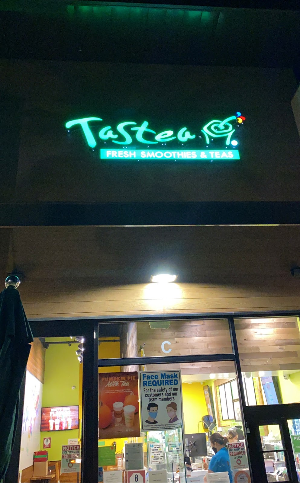 Tastea Fountain Valley - cafe  | Photo 8 of 10 | Address: 17150 Brookhurst St Suite #C, Fountain Valley, CA 92708, USA | Phone: (714) 377-7070