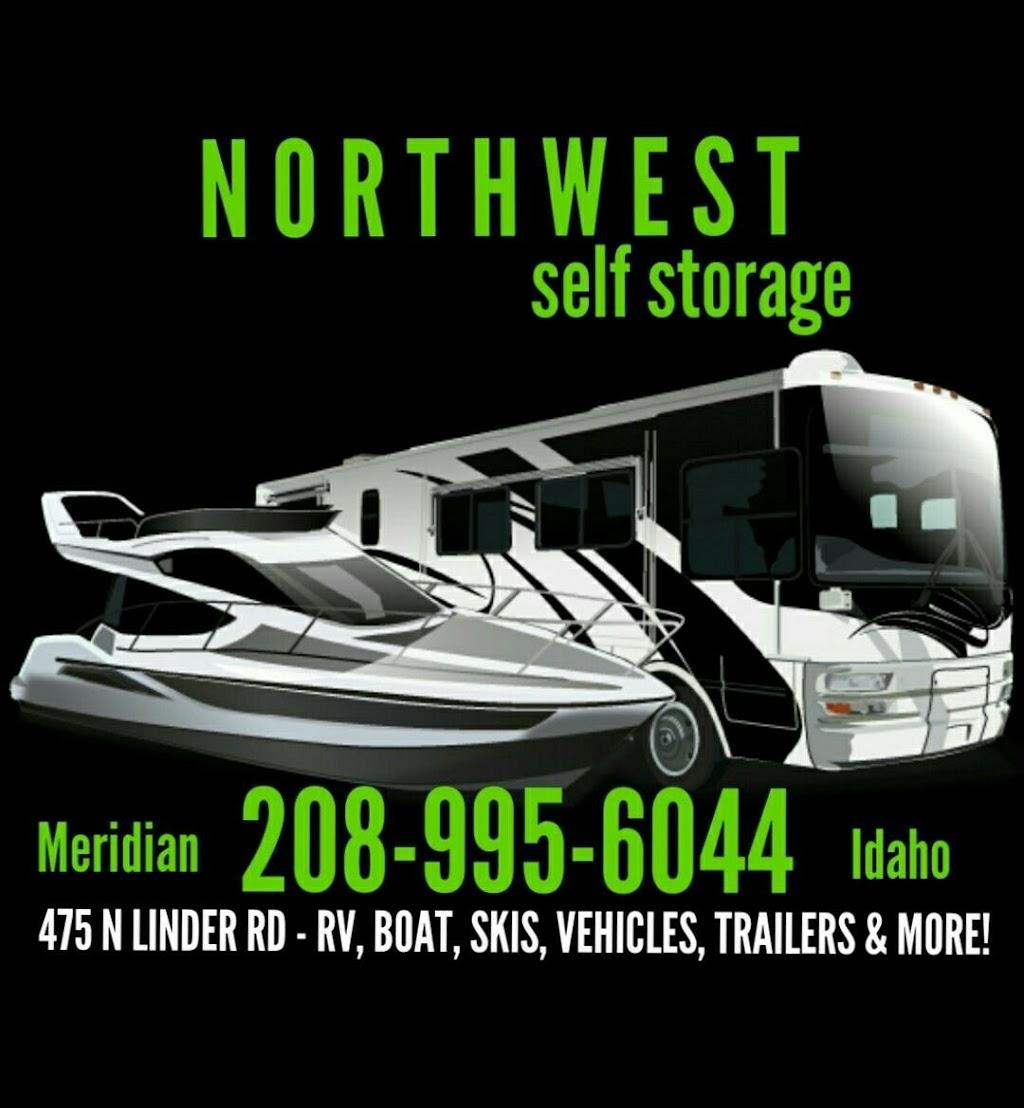 Northwest Self Storage - storage  | Photo 4 of 4 | Address: 475 N Linder Rd, Meridian, ID 83642, USA | Phone: (208) 995-6044