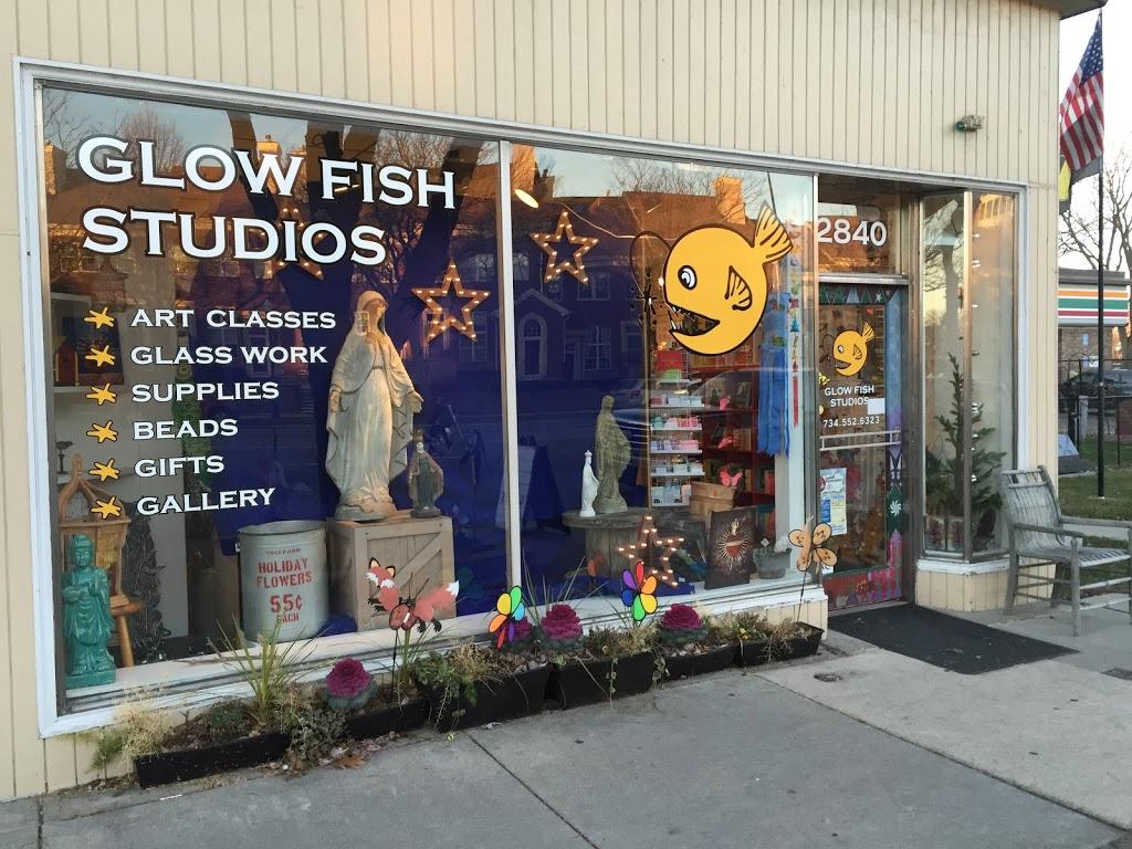 Glow Fish Studios - store    Photo 4 of 10   Address: 2840 Biddle Ave, Wyandotte, MI 48192, USA   Phone: (734) 552-6323