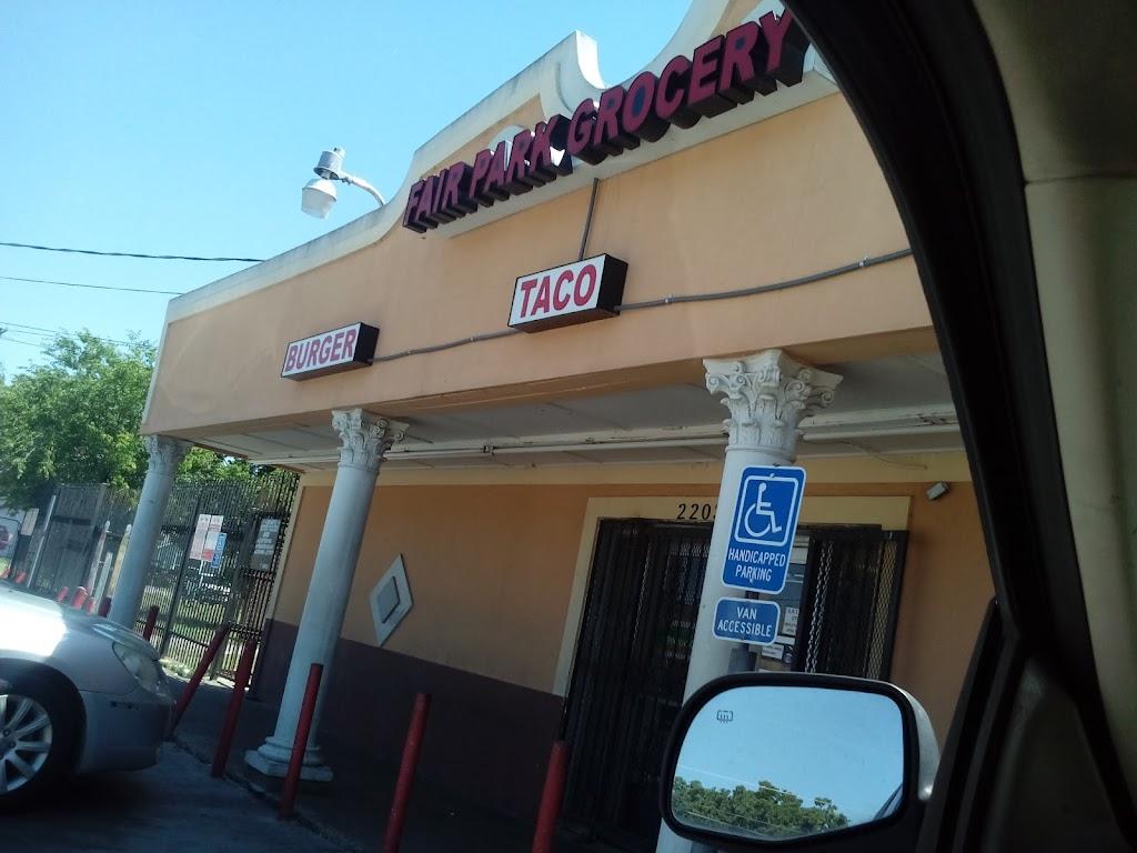 Fair Park Grocery - atm  | Photo 1 of 10 | Address: 2203 Lagow St, Dallas, TX 75210, USA | Phone: (214) 428-5222