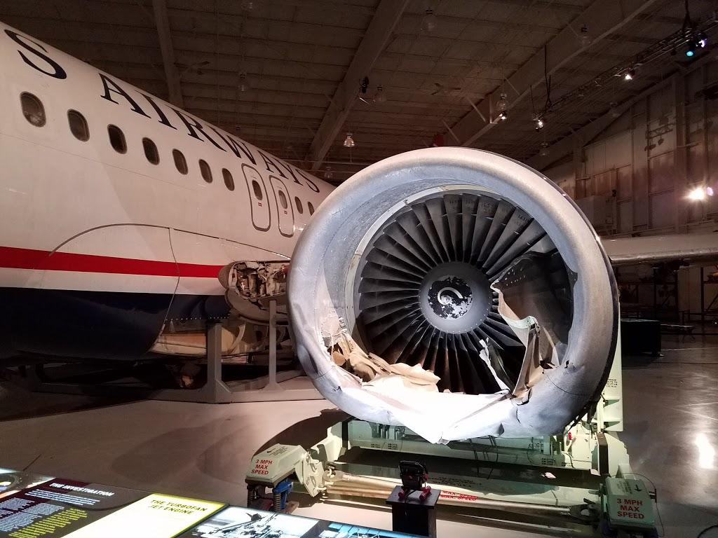 Carolinas Aviation Museum - museum  | Photo 2 of 10 | Address: 4672 1st Flight Dr, Charlotte, NC 28208, USA | Phone: (704) 997-3770