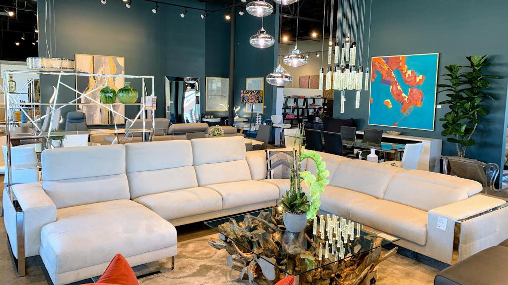 Euro Living Modern Furniture Dallas, Dallas Modern Furniture