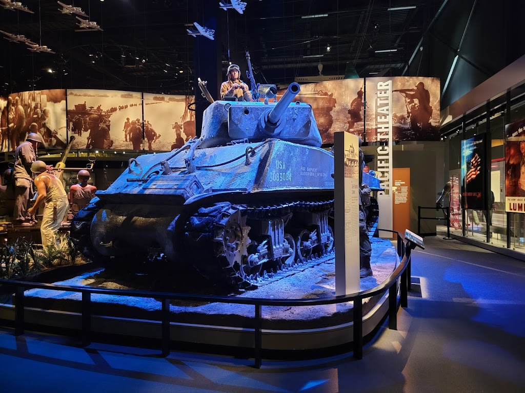 National Museum of the United States Army - museum  | Photo 4 of 10 | Address: 1775 Liberty Dr, Fort Belvoir, VA 22060, USA | Phone: (800) 506-2672