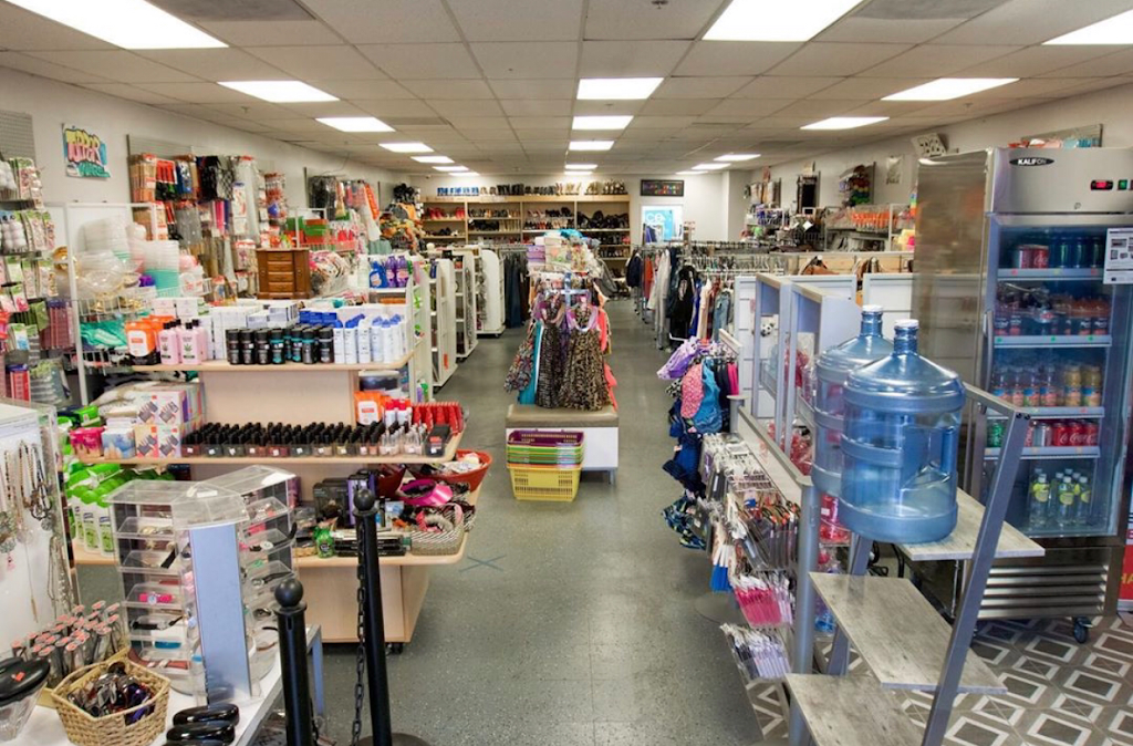Pomona Thrift & Variety Discount Store - store    Photo 2 of 10   Address: 3250 N Garey Ave, Pomona, CA 91767, USA   Phone: (909) 506-4062