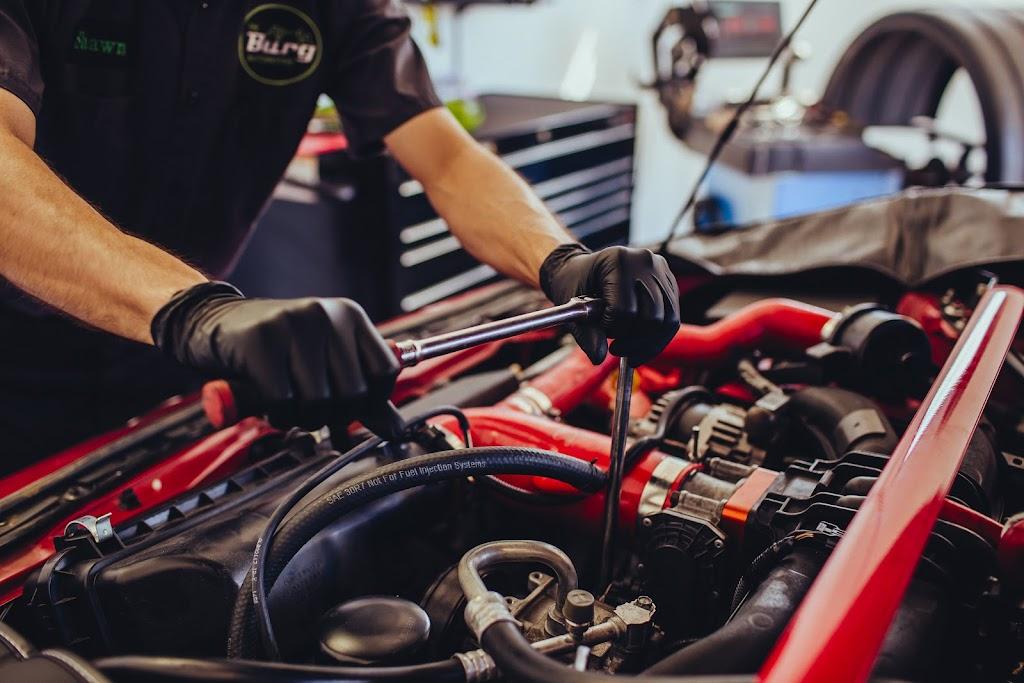 The Burg Automotive - car repair  | Photo 3 of 10 | Address: 4590 49th St N, St. Petersburg, FL 33709, USA | Phone: (727) 527-9622