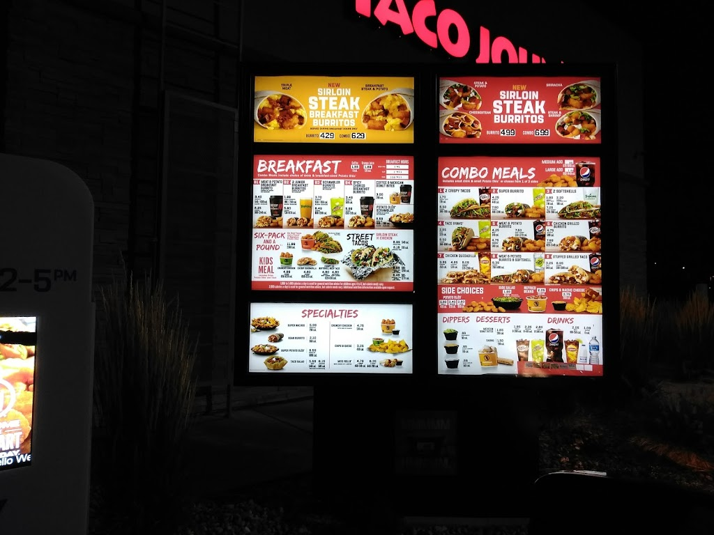 Taco Johns - restaurant    Photo 8 of 10   Address: 280 W 136th Ave, Westminster, CO 80234, USA   Phone: (720) 728-6886
