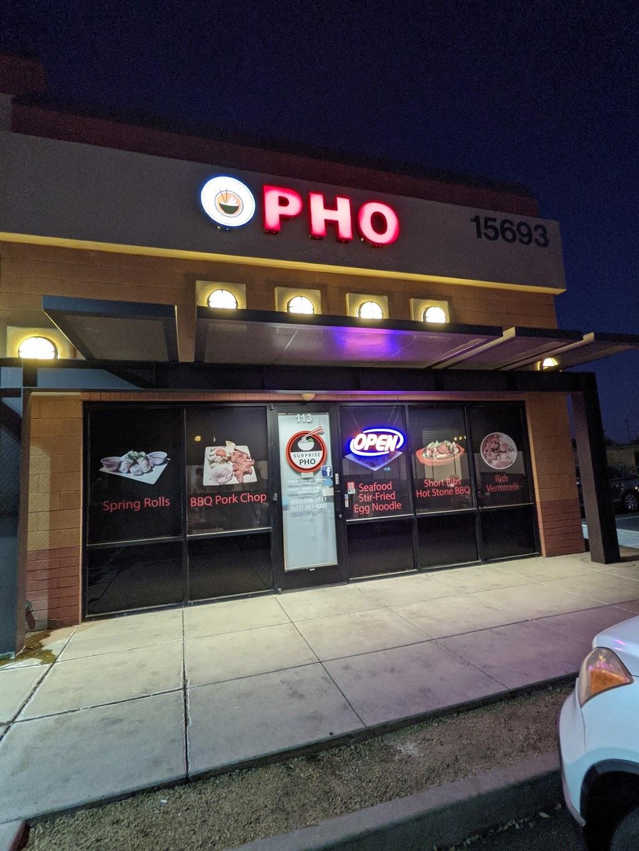 Surprise Pho Vietnamese Restaurant - restaurant  | Photo 6 of 10 | Address: 15693 N Reems Rd #113, Surprise, AZ 85374, USA | Phone: (623) 546-1111
