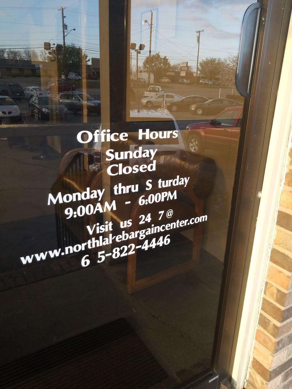 North Lake Bargain Center - car dealer    Photo 1 of 3   Address: 738 W Main St, Hendersonville, TN 37075, USA   Phone: (615) 822-4446