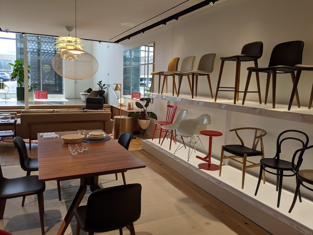Design Within Reach - furniture store  | Photo 7 of 10 | Address: Galleria Shopping Center, 3225L Galleria, Edina, MN 55435, USA | Phone: (952) 920-0225