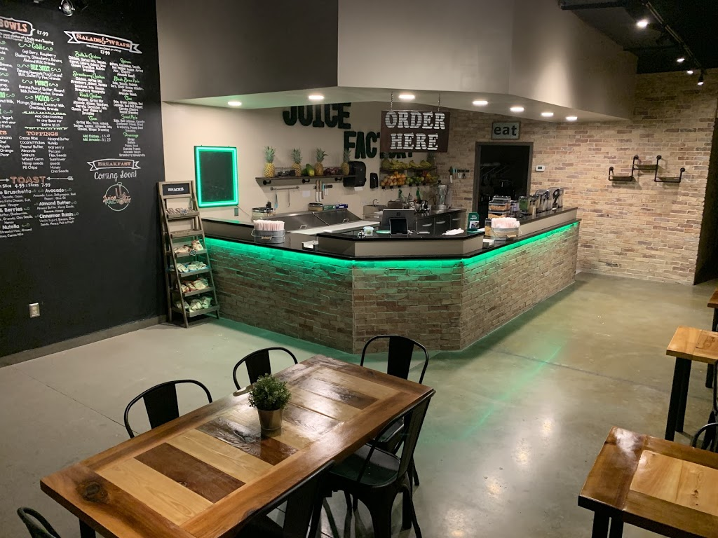 Juice Factory - restaurant  | Photo 5 of 10 | Address: 6431 E County Line Rd #110, Tampa, FL 33647, USA | Phone: (813) 345-8884
