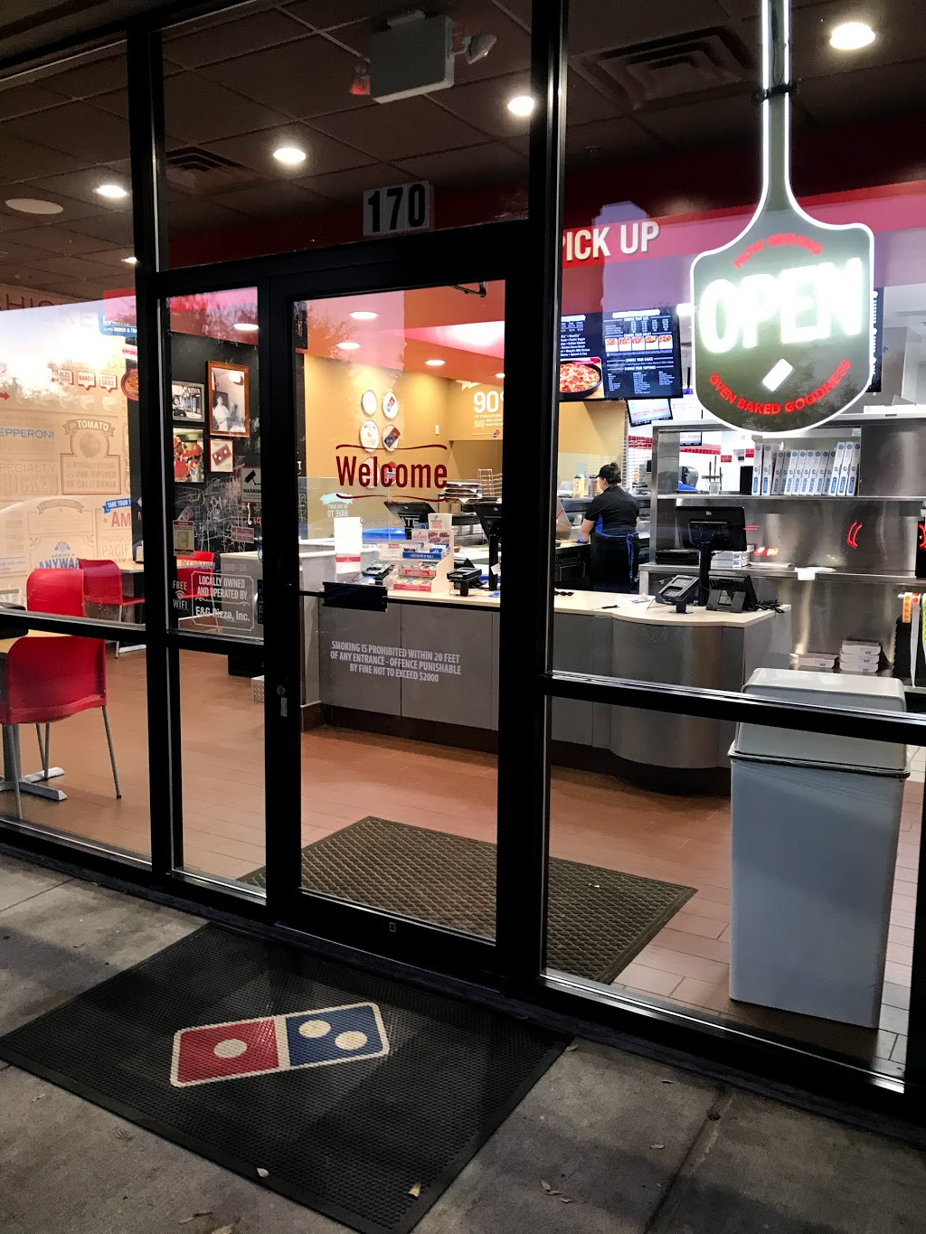 Dominos Pizza - meal delivery  | Photo 1 of 10 | Address: 9175 Preston Vineyard Dr, Frisco, TX 75035, USA | Phone: (972) 712-4900