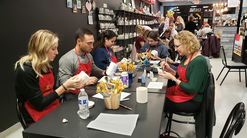 Paint Glaze & Fire | Ceramics & Coffee House - cafe  | Photo 8 of 10 | Address: 12683 Metcalf Ave, Overland Park, KS 66213, USA | Phone: (913) 661-2529