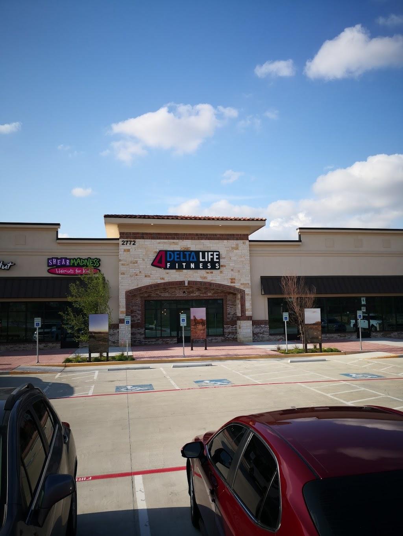 Delta Life Fitness - Frisco - gym    Photo 1 of 10   Address: 2772 Stonebrook Pkwy #500, Frisco, TX 75034, USA   Phone: (469) 755-3533