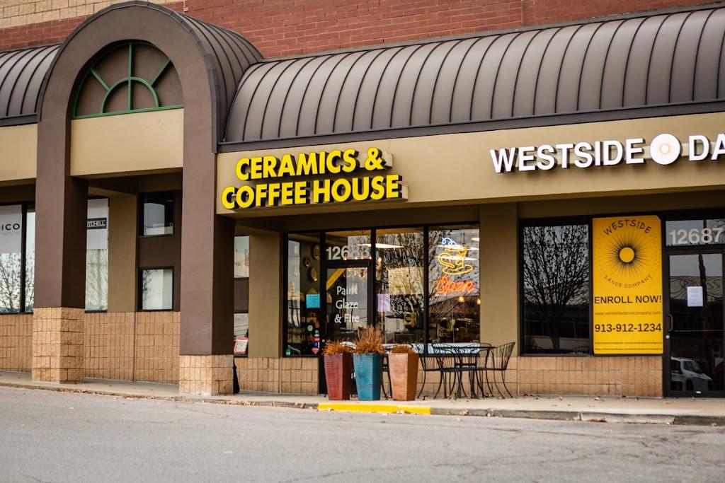 Paint Glaze & Fire | Ceramics & Coffee House - cafe  | Photo 7 of 10 | Address: 12683 Metcalf Ave, Overland Park, KS 66213, USA | Phone: (913) 661-2529