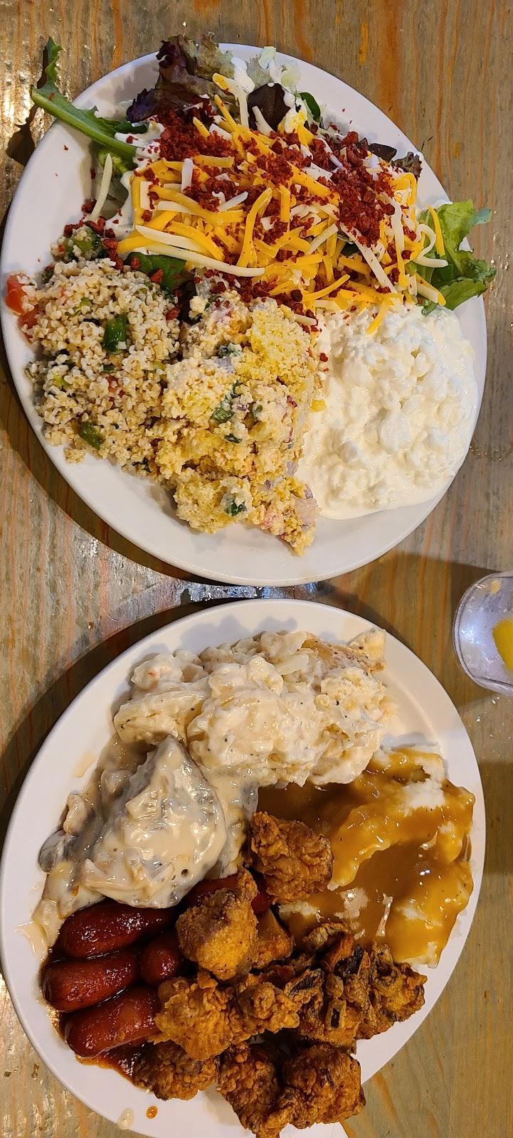 Steer Inn Family Restaurant - restaurant  | Photo 9 of 10 | Address: 108 Industrial Dr, Mannford, OK 74044, USA | Phone: (918) 865-2127