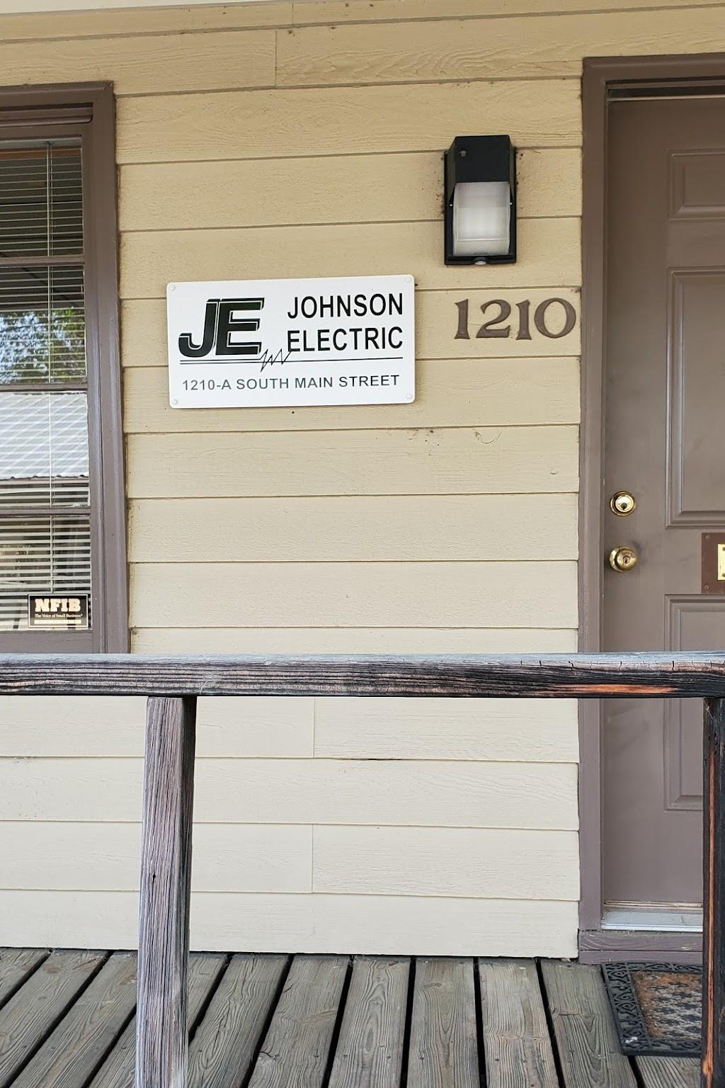 Johnson Electric - electrician  | Photo 1 of 2 | Address: 1210 S Main St A, Lexington, NC 27292, USA | Phone: (336) 248-8331