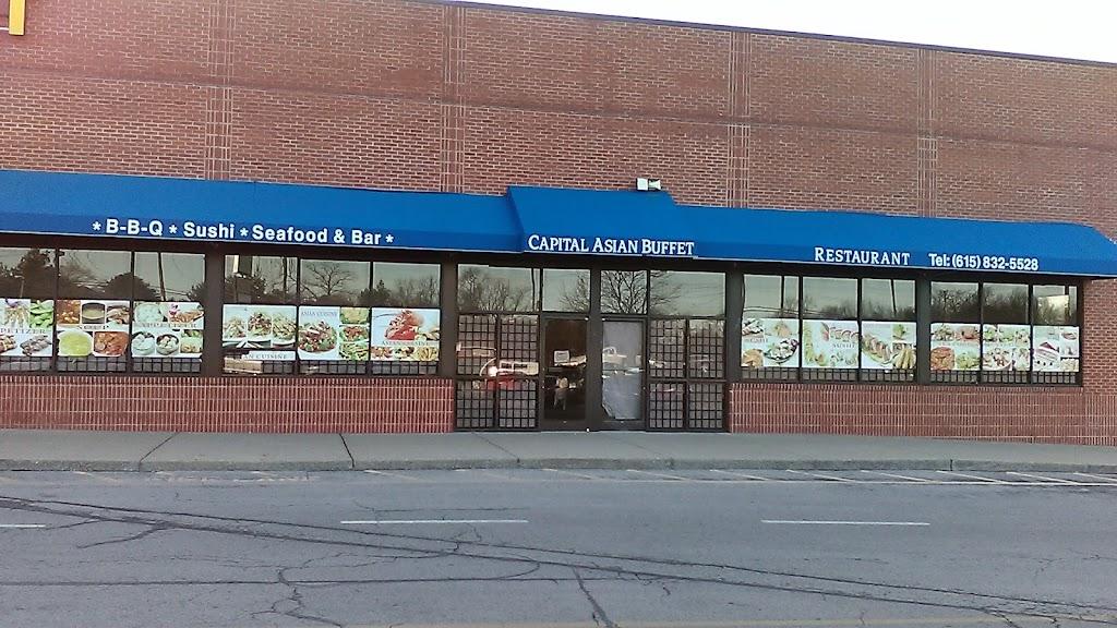Capital Asian Buffet - restaurant  | Photo 1 of 10 | Address: 5433 Nolensville Pike, Nashville, TN 37211, USA | Phone: (615) 832-5528