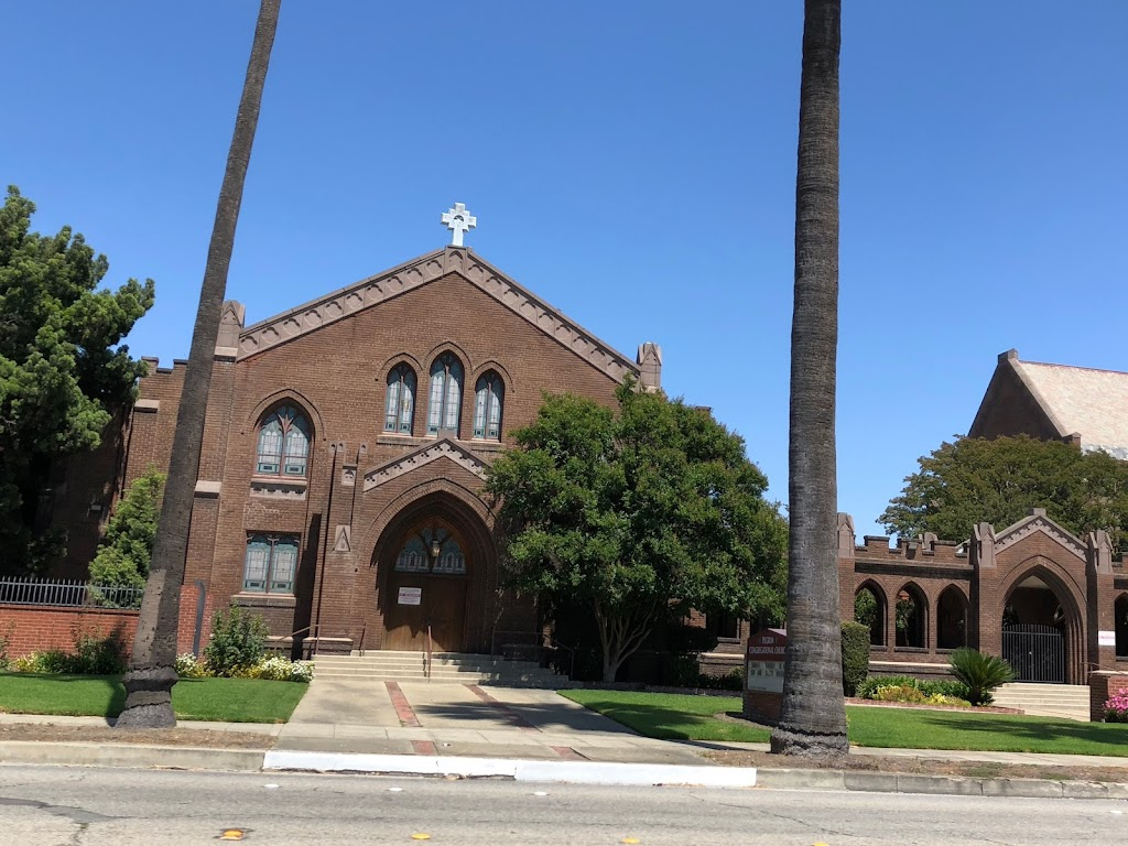 Pilgrim Congregational Church - church  | Photo 4 of 10 | Address: 600 N Garey Ave, Pomona, CA 91767, USA | Phone: (909) 622-1373