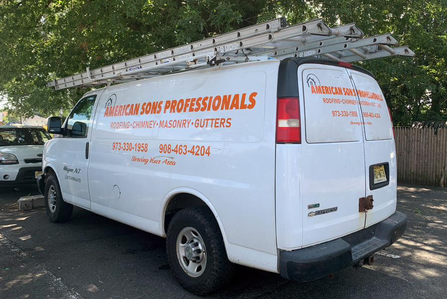 American Sons Professionals Roofing & Chimney - roofing contractor  | Photo 1 of 10 | Address: 425 Riverside Dr, Wayne, NJ 07470, USA | Phone: (201) 396-5509